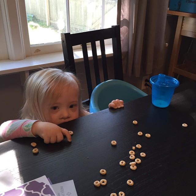 Mia Cheerios